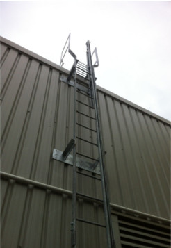 Ascent Fixed Access Ladder
