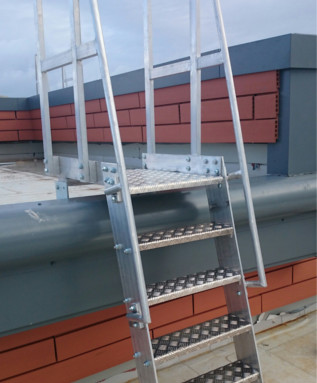 Safety Ladders - Companionway Ladder