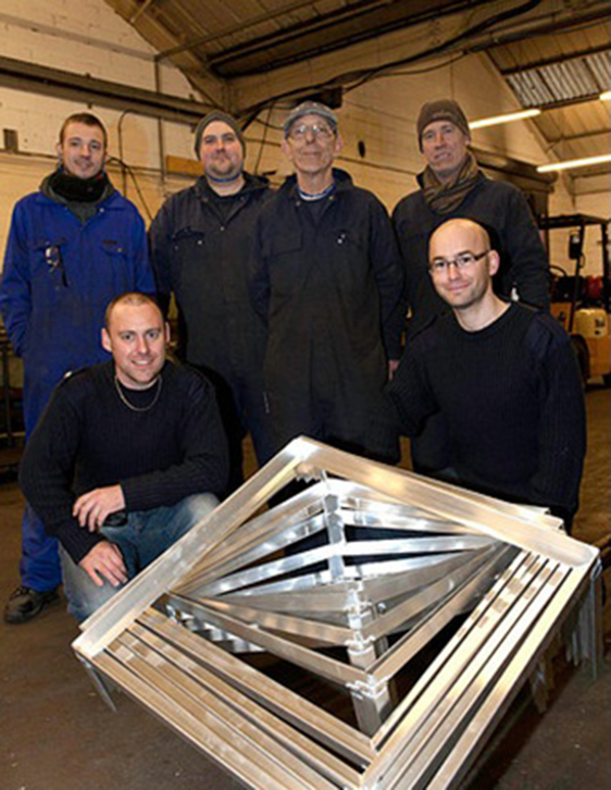 The Team at Safety Fabrications
