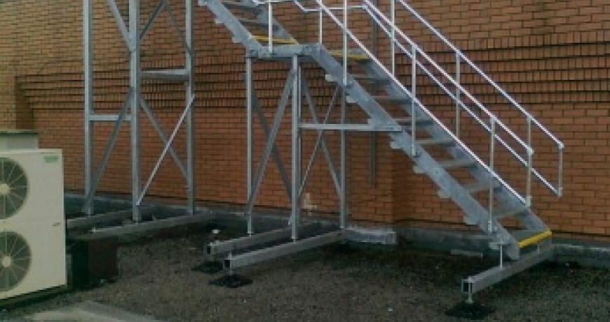 External Access Ladders