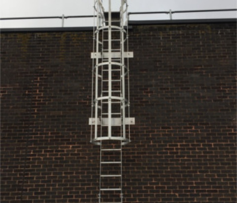 Ascent Safety Ladders